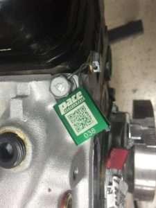 engine security seals for motorsport uk
